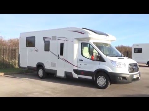 The Practical Motorhome Roller Team Zefiro 696 review