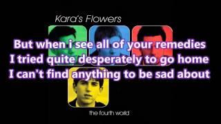 Kara's Flowers(Maroon 5) - Myself [HQ + LYRICS]