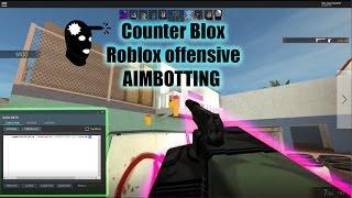 Counter Blox Roblox Offensive AIMBOTTING!!