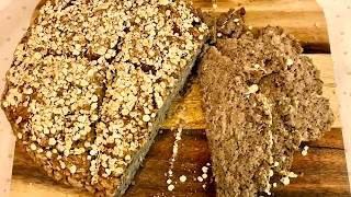 Gluten-free bread recipe.