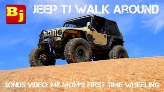 VW TDI Diesel Jeep TJ Walk Around
