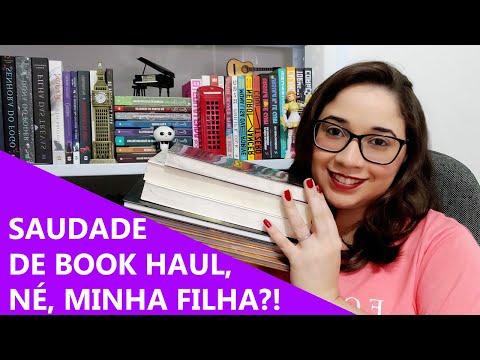 SAUDADE DE BOOK HAUL, NÉ, MINHA FILHA?! ?? | Biblioteca da Rô