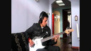 Anti Flag - Bring Out Your Dead Bass Cover