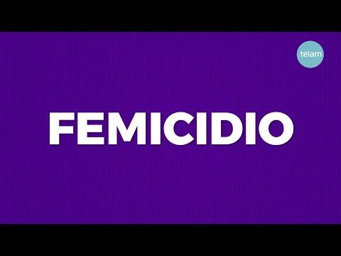 Lanzan un video para prevenir los femicidios