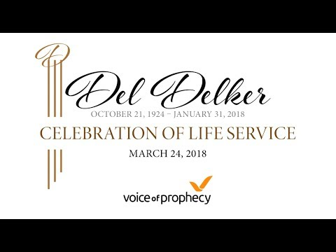 Download Del Delker Celebration Of Life Service - March 24, 2018 HD Mp4 3GP Video and MP3