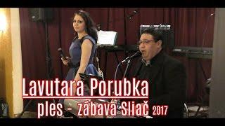 Lavutára Porubka | ples sliač 2017