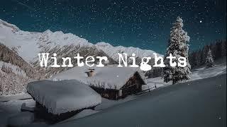 Winter Nights [Instrumental / Jazzy / Chill Hop]