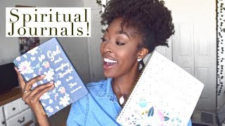All My Spiritual Journals I Use in My Walk!
