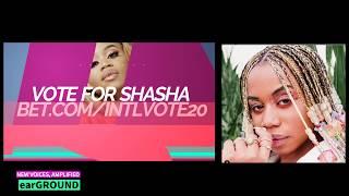 Zimbabwe's first BET Awards Nominated artist SHA SHA speaks to EARGROUND _ 2020