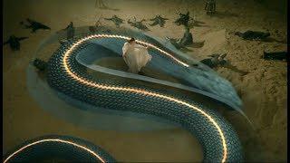 600岁的孟婆与凡人相爱,美丽少女变身巨蛇,凡人苦等她几千年!
