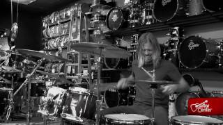 Taylor Hawkins: At Guitar Center - Playing in the Hollywood Drum Shop