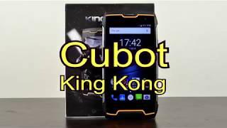 Смартфон Cubot KingKong Black от компании Cthp - видео 1