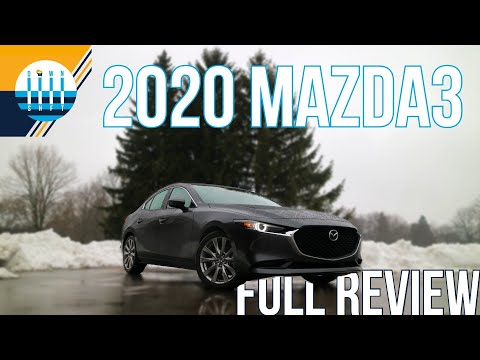 2020 MAZDA 3 review | Don't bother with Honda or Toyota
