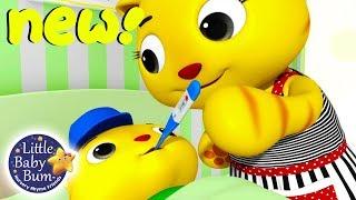 Sick Song | BRAND NEW! | Little Baby Bum Nursery Rhymes & Kids Songs | Songs for Children