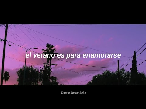 Jaden - Summertime In Paris Ft. Willow (Sub. Español)