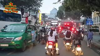Cập nhật giao thông Sài Gòn ngày cận Tết để Việt Kiều về Sài Gòn nắm tình hình