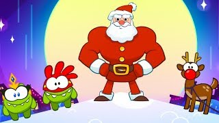 Om Nom Stories - Super-Noms: Saving Christmas (Cut the Rope) Kedoo ToonsTV
