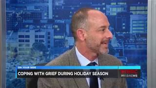 When You Are Grieving During The Holidays