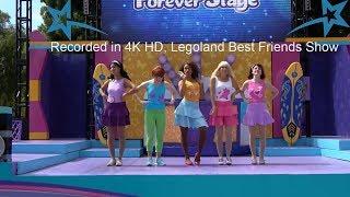 [4K HD] Best Friends Forever Live Show at Heartlake City Legoland California