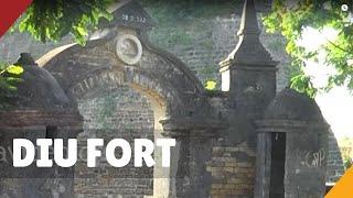 Diu Fort Interiors