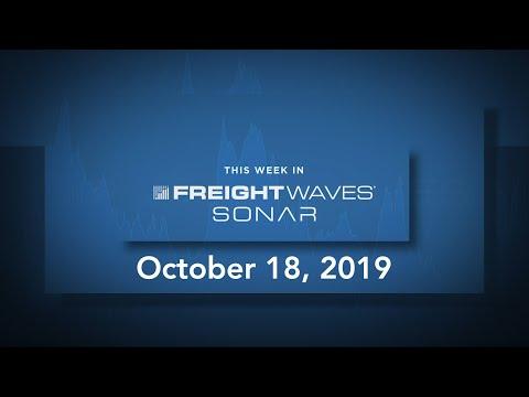 This Week in SONAR: October 18, 2019