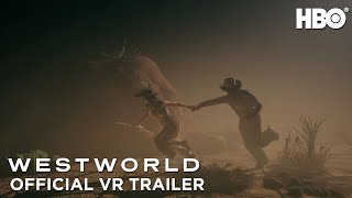 VIDEO: WESTWORLD: AWAKENING – Off. VR Trailer