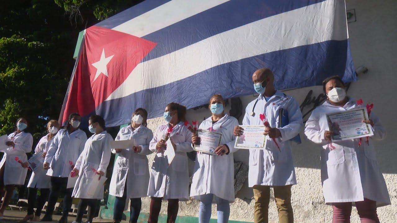 Confieren placa Jóvenes  por la vida, al hospital provincial Carlos Manuel de Céspedes  de Bayamo