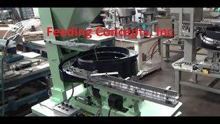 VIBRATORY FEEDER BOWL- Feeding Concepts, Inc.