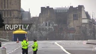 LIVE from London after deadly Westminster attack