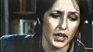 JOAN BAEZ:  (You've Got to Walk That) Lonesome Valley - video
