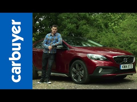 Volvo V40 Cross Country 2014-2017 review - Carbuyer