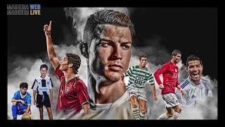 Tributo a Cristiano Ronaldo - Madeira 16 09 2016