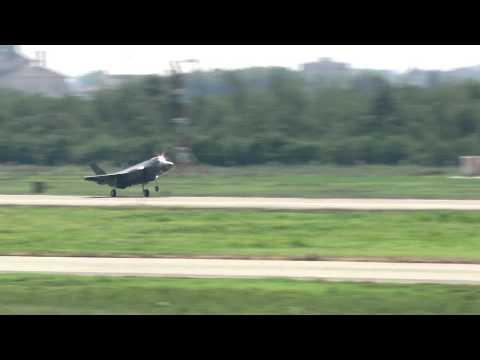 The First Italian-Built F-35 Makes First Flight