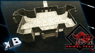 RAGING ALPHAS VALGUERO BASE TOUR! Ark Official Small Tribes PvP