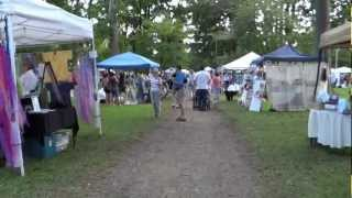 preview picture of video 'Belvidere, New Jersey - Victorian Days HD (2012)'
