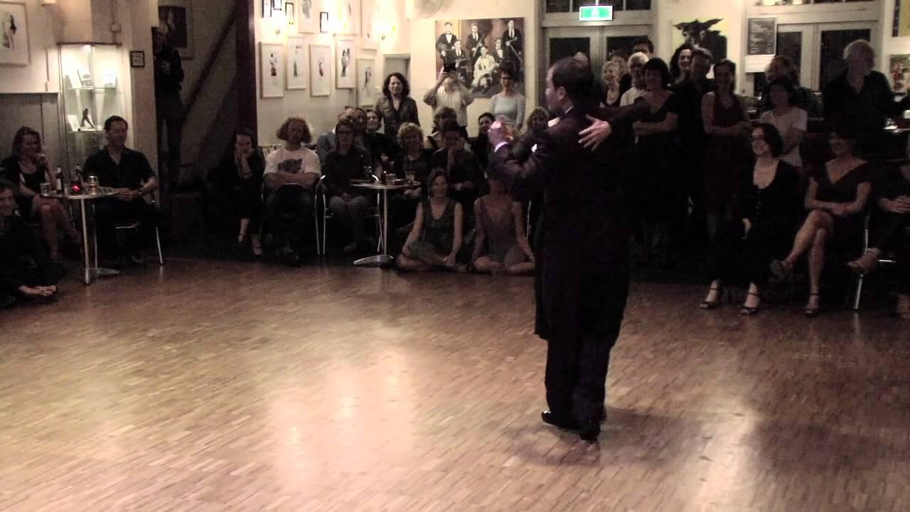 <br />Daniel & Cristina<br />MANO BRAVA<br />milonga<br /><br />video Henryk Gajewski