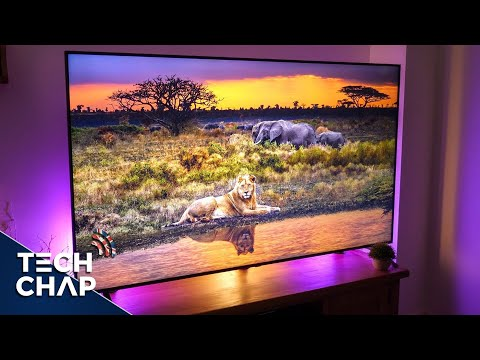 External Review Video ItY2MRKB98Y for LG NanoCell 99 8K TV (Nano99)