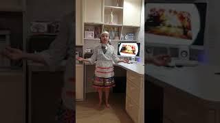 Внучка Алина Никитина