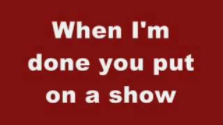 Allison Iraheta Friday I'll Be Over You Lyrics