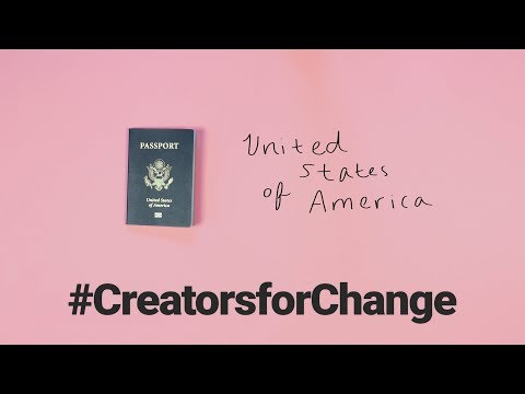Creators for Change | Tazzy Phe : I Wanted Nothing to do with this Country