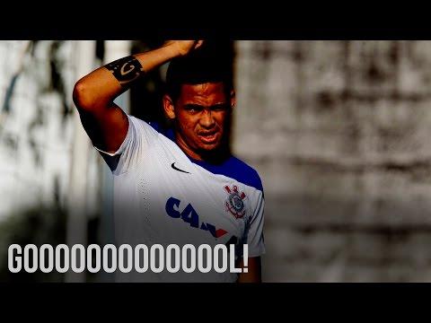 Com Luciano, Corinthians vira a partida na Arena Corinthians