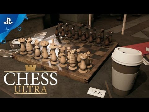 Chess Ultra – Announcement Trailer | PS4 Pro, PSVR thumbnail