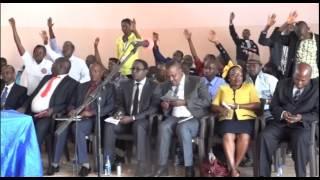 Cankuzo: Ikiganiro C'abavugizi B'inzego Za Reta Bahaye Abanyamakuru - Ruheshi 2017