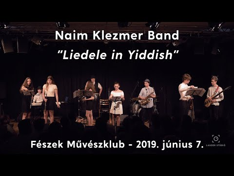"Naim Klezmer Band – ""Liedele in Yiddish"""
