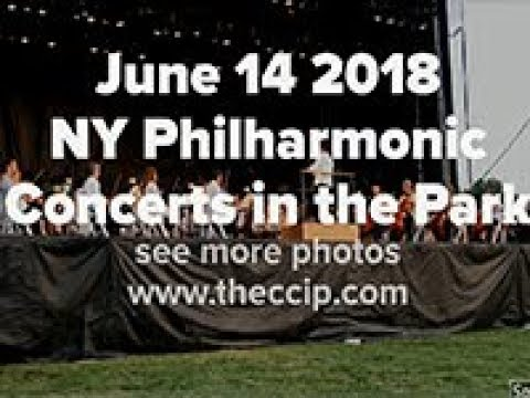 New York Philharmonic Concerts in the Parks & Fireworks