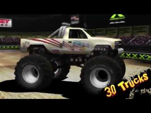 Monster Truck Destruction™ video
