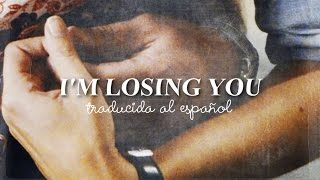 I'm losing you - Aquilo (Traducida al Español)