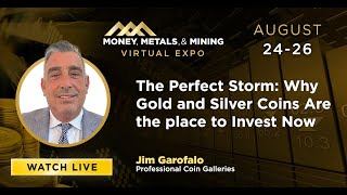The Perfect Storm: Why Gold and Silver Coins Are the Place to Invest Now