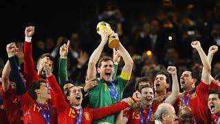 ИСПАНИЯ - ГОЛЛАНДИЯ 1:0 Финал чемпионата мира по футболу 2010 World Cup 2010