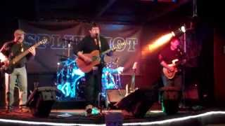 Splitshot perform at Wild Counry Saloon.Johnny Tollison Jam..